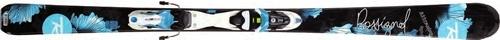 Горные лыжи с креплениями Rossignol Attraxion Light WZIP + ZIP Saphir 100S ZIP2