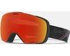 Маска Giro Contact Black / Red Sport Tech / Vivid Ember 37 + Vivid Infrared 62
