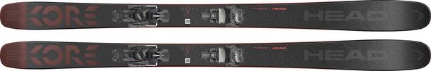 Горные лыжи Head Kore 99 + крепления ATTACK² 13