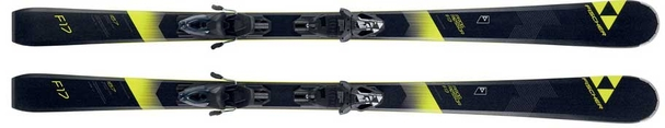Горные лыжи Fischer Progressor F17 + RS10