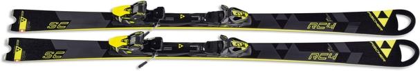 Горные лыжи Fischer RC4 Worldcup SC + RC4 Z12