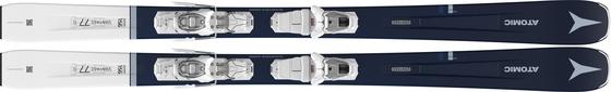 Горные лыжи Atomic Vantage 77 Ti W + крепления  M 10 GW
