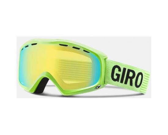 Маска Giro Signal Highlight Yellow Monotone /Loden Yellow