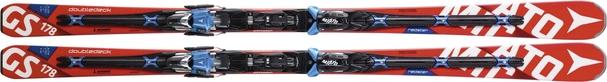 Горные лыжи Atomic Redster Doubledeck 3.0 GS + X 12 TL