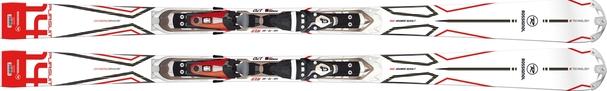 Горные лыжи Rossignol Pursuit 14 Ar/Bslt + Axium 110 TPI2 B73