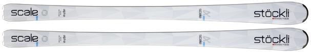 Горные лыжи Stockli Scale Alpha + крепления D XM13 blue C90