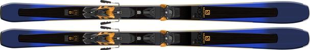 Горные лыжи Salomon XDR 84 Ti + крепления Warden MNC 13 Demo