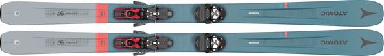 Горные лыжи Atomic Vantage 97 C + крепления Warden 11 MNC