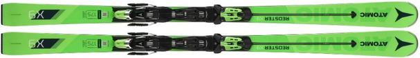 Горные лыжи Atomic Redster X9 + крепления X 14 TL RS