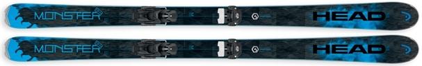 Горные лыжи Head Monster 83