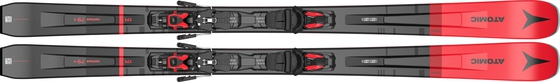 Горные лыжи Atomic Vantage 79 Ti + крепления M 12 GW