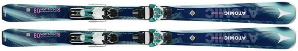 Горные лыжи Atomic Vantage X 80 CTI W + крепления Warden 11 DT