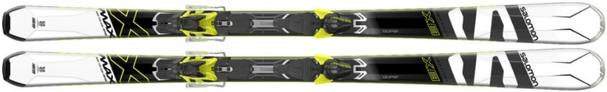 Горные лыжи Salomon X-Max X8 + крепления XT 10