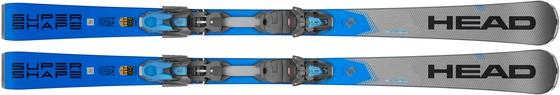 Горные лыжи Head Supershape i.Titan + крепления PRD 12