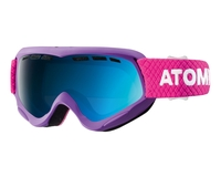 Детская маска Atomic Savor JR ML Purple / Mid Blue Multilayer