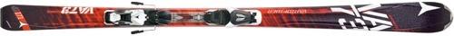 Горные лыжи с креплениями Atomic Vario Fiber + XTE 10