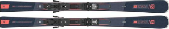 Горные лыжи Salomon S/Force Fever + крепления M12 GW F80