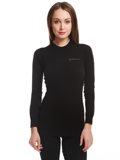 X-Bionic рубашка Apani Merino Shirt Women