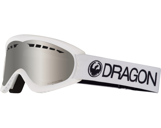 Маска Dragon DXS White / Lumalens® Silver Ionized