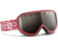 Маска Scott Capri Coral Pink / Black Chrome