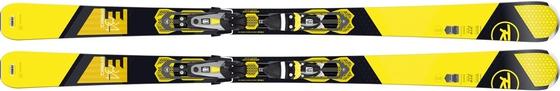 Горные лыжи Rossignol Experience 84 Ca + крепления Axium 120 TPX