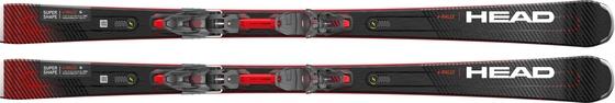 Горные лыжи Head Supershape e-Rally + крепления PRD 12 GW
