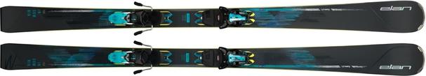 Горные лыжи Elan Insomia Power Shift + крепления ELW 11.0
