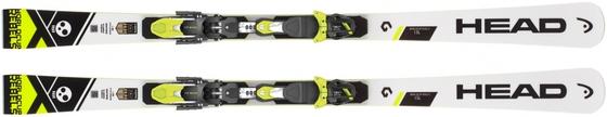 Горные лыжи Head Worldcup Rebels i.SL + крепления Freeflex Evo 11