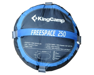 Спальник KingCamp Free Space 250 2015