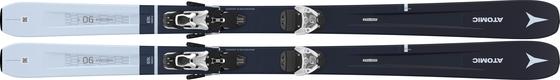 Горные лыжи Atomic Vantage 90 TI W + крепления Warden 11 MNC