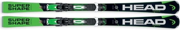 Горные лыжи Head i.Supershape Magnum (163) + крепления PRX 12