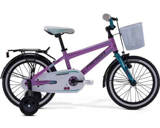 Велосипед Merida Princess J16 (на рост 110-125) (2019)