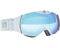 Маска Salomon XTEND S White / Light Blue