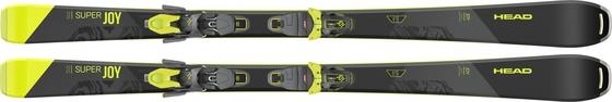 Горные лыжи Head Super Joy + Joy 11 GW