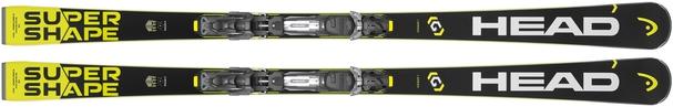 Горные лыжи Head i.Supershape Speed (170) + крепления PRD 12