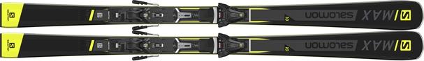 Горные лыжи Salomon S/Max 10 + крепления Z 12 Walk
