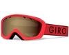 Маска Giro Chico Red Black Zoom / Amber Rose 40