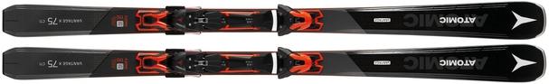 Горные лыжи Atomic Vantage X 75 CTI + крепление FT 12 GW