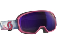 Маска Scott Buzz Pro Berry Pink / Amplifier Purple Chrome
