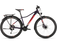 Велосипед Cube Access WS Pro Allroad 27.5