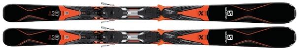 Горные лыжи Salomon X-Drive 8.0 Ti + крепления XT 12