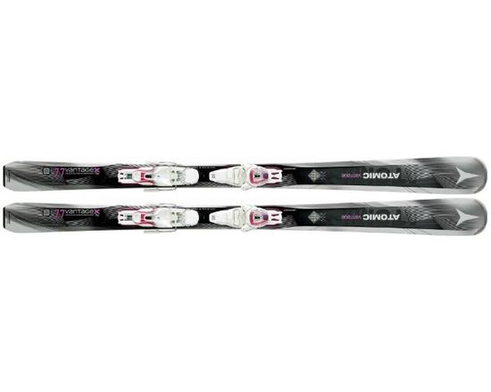 Горные лыжи Atomic Vantage X 77 CTI W + крепления Lithium 10 17/18