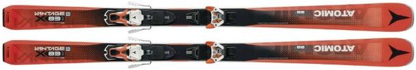 Горные лыжи Atomic Vantage X 83 CTI + крепления Warden 13 MNC DT