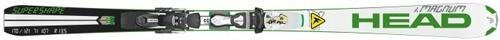 Горные лыжи с креплениями Head iSupershape Magnum SW SP13 + Freeflex Pro 11