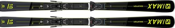 Горные лыжи Salomon S/Max 10 + крепления Z10 GW