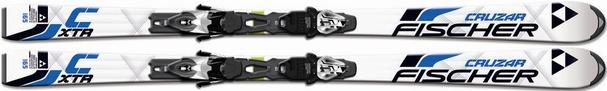 Горные лыжи Fischer XTR Cruzar + крепления RS 10