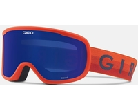 Маска Giro Roam Vermillion Horizon / Grey Cobalt 10 + Yellow 84