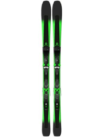Горные лыжи Salomon XDR 78 ST + Mercury 11 17/18