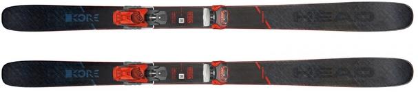 Горные лыжи Head Kore 99 + крепления Attack2 13