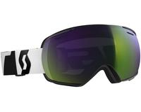 Маска Scott Linx Black/White / Solar Green Chrome + Illuminator